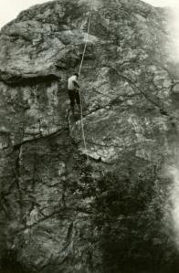 Počátky horolezectví
