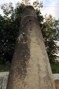 Pískovcový pranýř ve Starém Jičíně